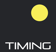 logo timing
